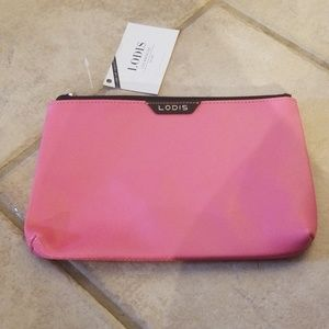 Lodis pink pouch